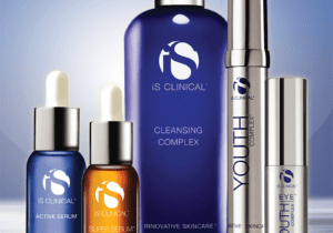 Our new skincare range iS Clinical